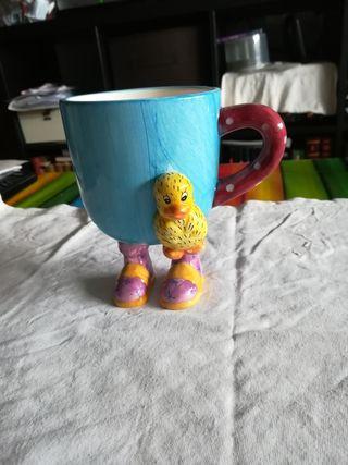 taza decorativa