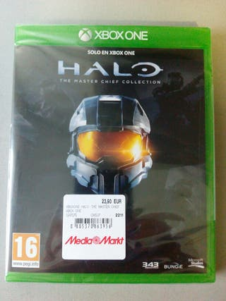 Juego Xbox One. Halo, the master chief collection