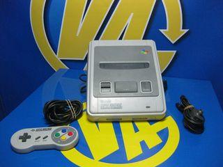 Consola super Nintendo NES buen estado con 1 mando