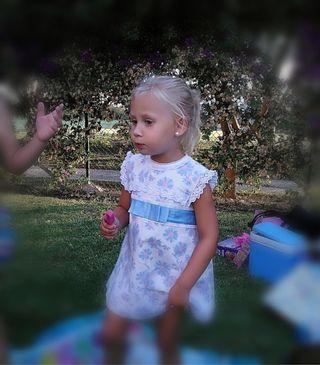 Vestido 3-4 anos