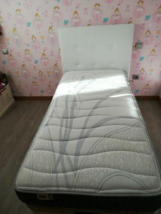 Cabecero cama de segunda mano por 15 en gij n wallapop - Cabecero cama segunda mano ...