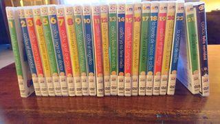 Coleccion Completa DVD Caillou
