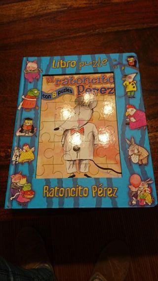 Libro Puzzle Susaeta Ratoncito Perez