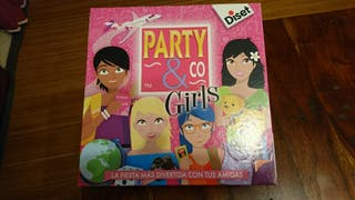 Juego Party & Co Girls de Diset
