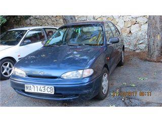 Hyundai Accent 1.3 año 1997