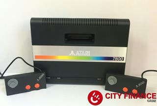 ATARI 7800 + JUEGOS