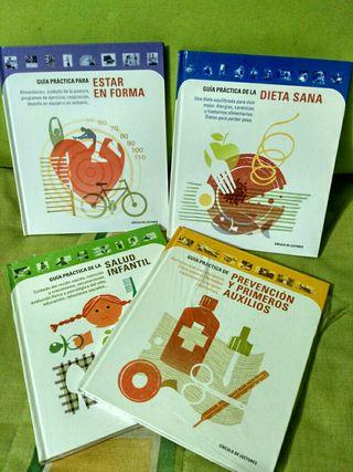 Libros. GUÍAS PRÁCTICAS primeros auxilios+infantil