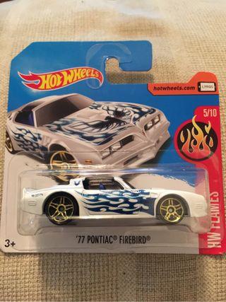 Hot wheels 77pontiac firebird
