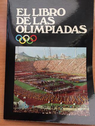 Libro de las Olimpiadas 1976