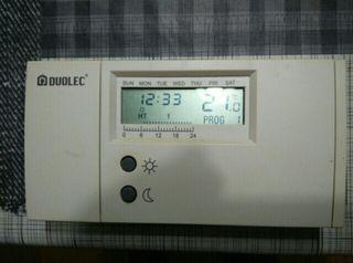 termostato programador