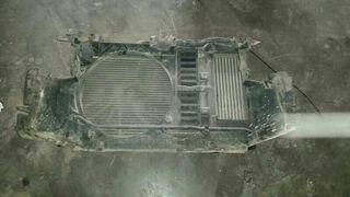 panel frontal de peugeot 407