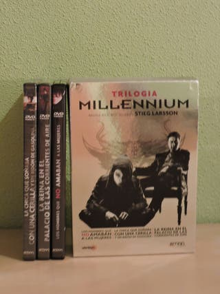 3 Peliculas, Trilogía Millenium
