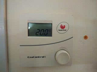 termostata caldera