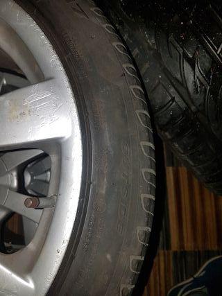 ruedas 17