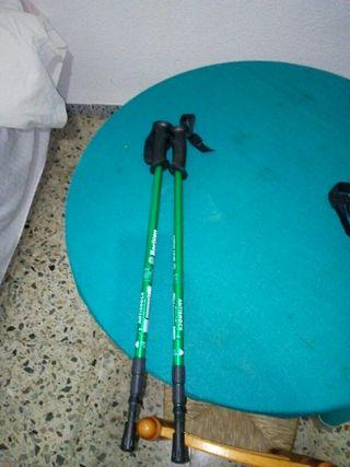bastones senderismo/esqui