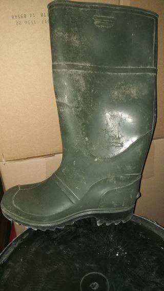 botas de albañil n°42