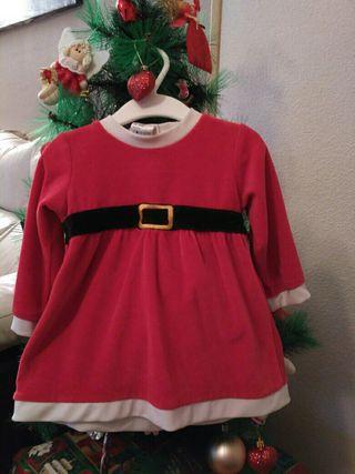 Vestido Mamá Noel. HYM