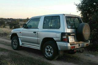 Mitsubishi Montero Corto GLX