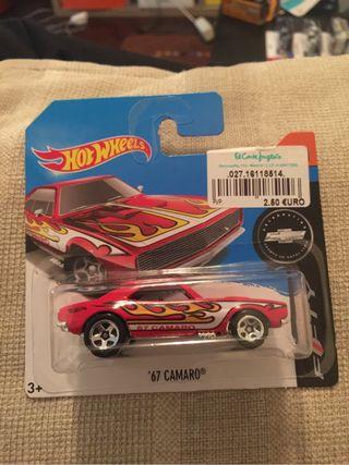Hot wheels camaro 67(edición especial 5/5)
