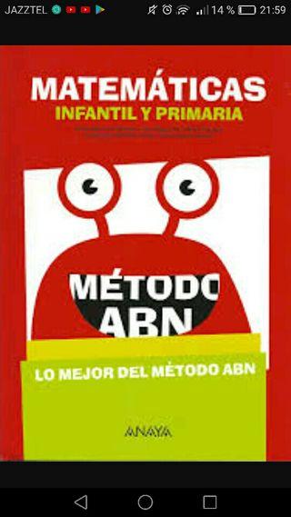 Clases apoyo ABN