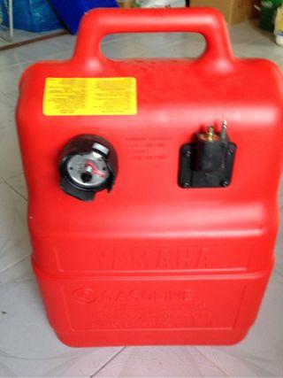 Deposito auxiliar de gasolina