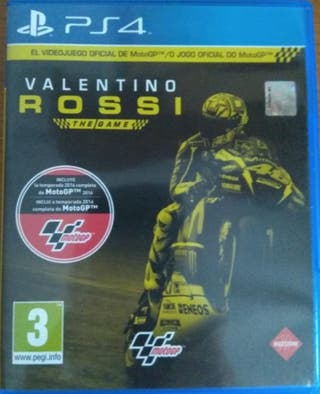 valentino rossy the game