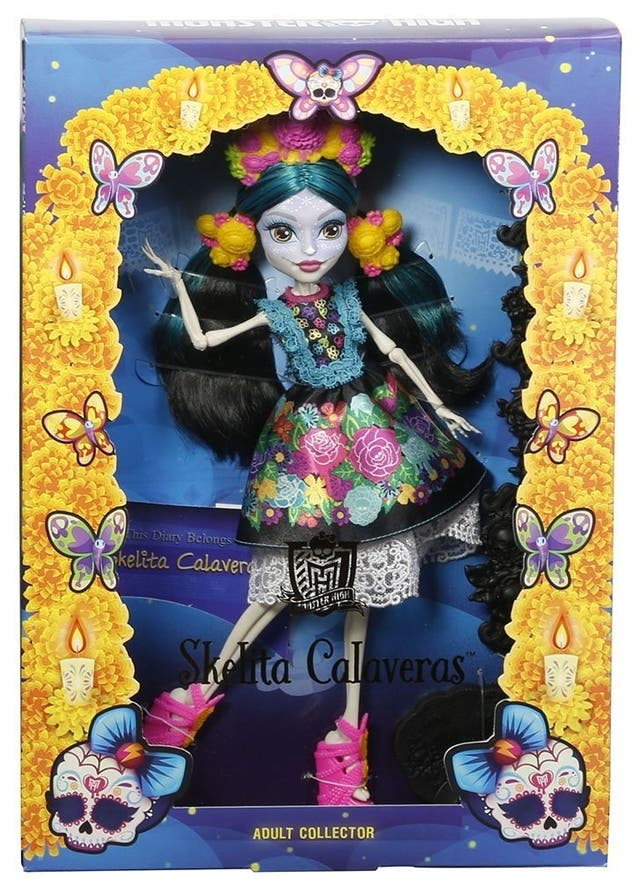 muñeca Monster High Skelita