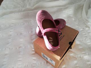 zapatos niña talla 25. Marca ots