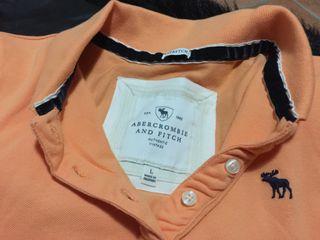 Polo Avercrombie Naranja