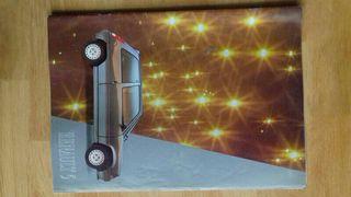 Antigua revista Renault 5