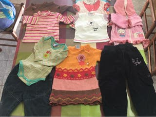 Ropa 3 meses