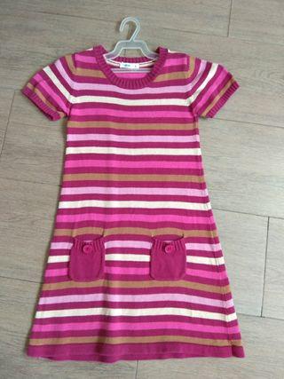 vestido niña T-8