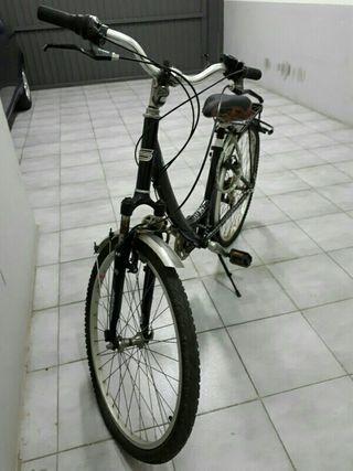 Bicicleta paseo Conor