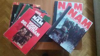 Guerra de Vietnam. Colección Nam