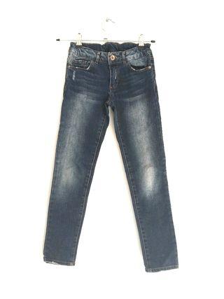 Pantalon tejano niña Zara