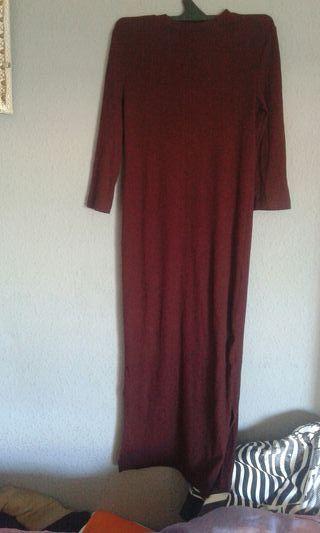 vestido talla S largo