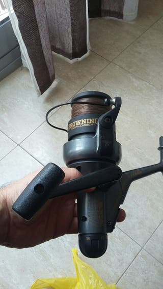 carrete browning