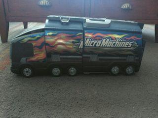 Camion ciudad Micromachines