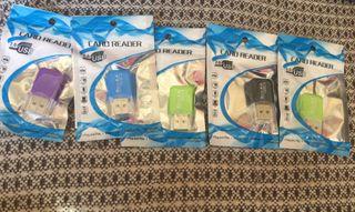 USB para micro SD