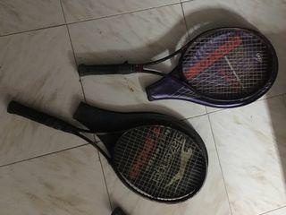 Raquetas tennis