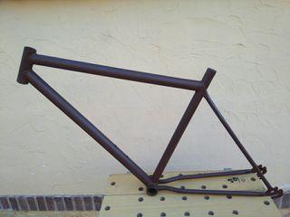 cuadro de bici