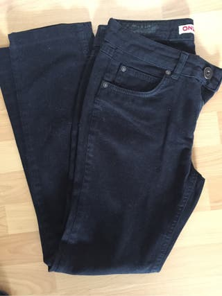 Pantalones negros ONLY