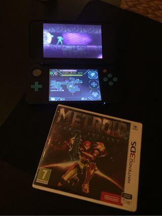 Metroid Samus returns juego 3ds 2ds