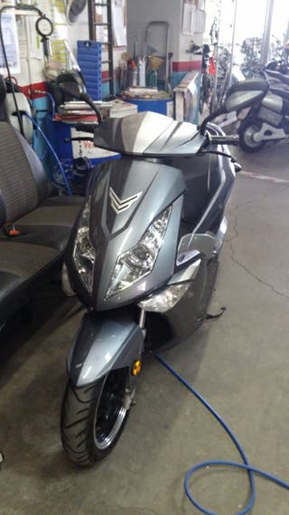 jonway ciclomotor elèctric