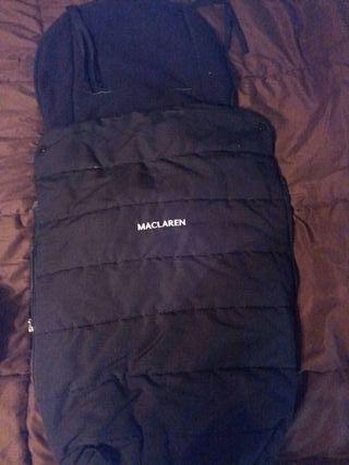 """sacos para silla """"maclaren"""""""