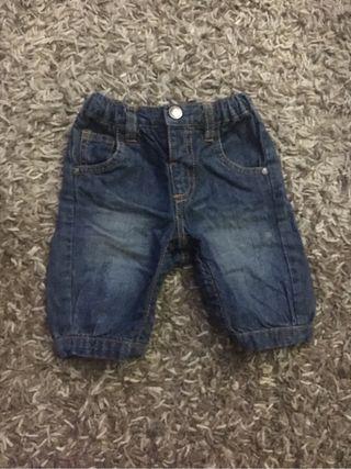 Pantalon tejano bebe