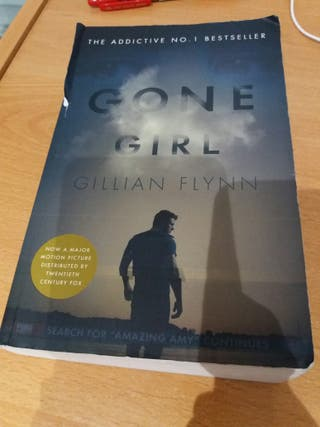 gone girl (precio negociable)