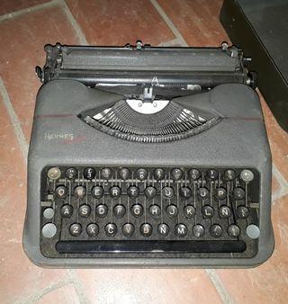 Maquina escribir Hermes Baby