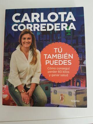 LIBRO CARLOTA CORREDERA