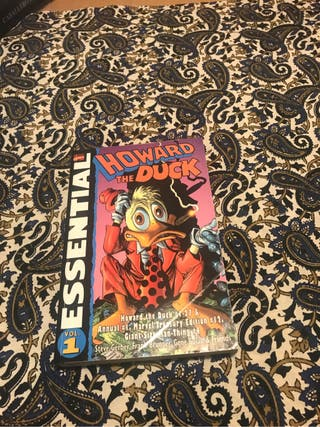 Essential Howard the Duck.1